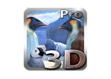 Penguins 3D Pro Live Wallpaper Worth Rs. 95 For Free