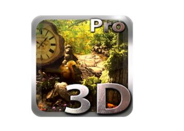 Fantasy Forest 3D Pro lwp Worth Rs. 90 For free