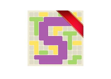 Surface Trimino: increase the area. Casual game Worth Rs. 70 For Free