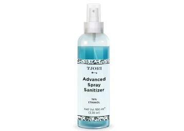 Advanced Sanitiser Spray - 100 ML at Rs. 50