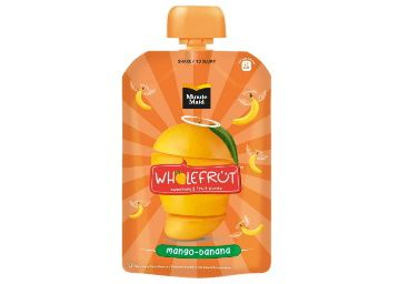 Flat 40% off on Minute Maid Wholefrüt Mango Banana Purée – Pack of 5 x 100 g at Rs. 149