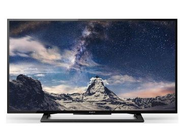 Sony Bravia 101.6 cm (40 Inches) Full HD LED TV KLV-40R252F (Black) (2018 model) at Rs. 29990