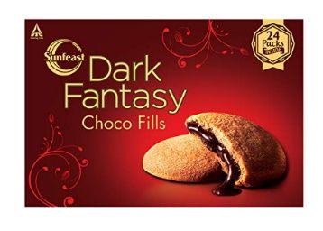 Dark Fantasy Choco Fills, 300g At Rs. 98