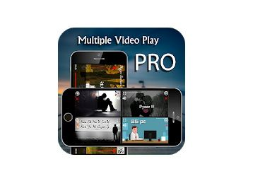 Multiple Video Player - PRO Worth Rs. 100 For Free