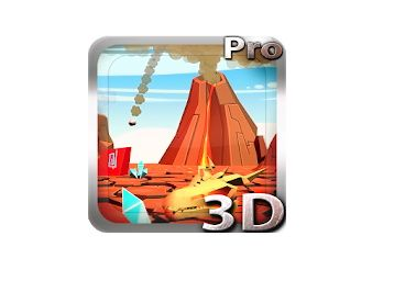 Volcano 3D Live Wallpaper Worth Rs. 90 For Free