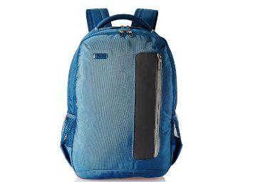 Flat 82% off on VIP Radian 27 Ltrs Teal Blue Laptop Backpack [ Flipkart Selling At Rs. 4400 ]