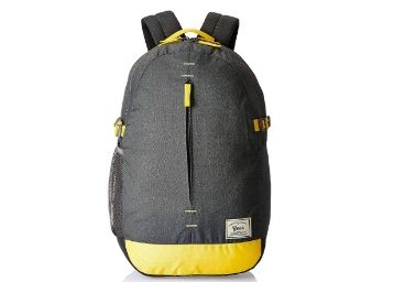 Gear 21 Ltrs Grey Casual Backpack At Just Rs.425
