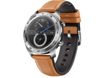 Flat Rs. 10000 off - Honor Watch Magic (Moonlight Silver) 9.8mm Thickness & Lightweight Smart Watch at Rs. 7999