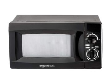 AmazonBasics 20 L Solo Microwave (Black) At Just Rs.4449