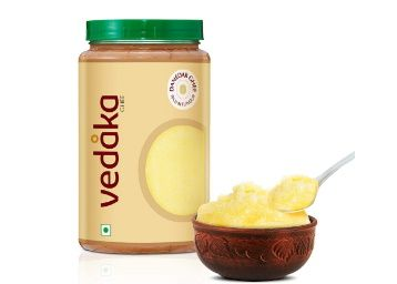 22% off - Amazon Brand - Vedaka Buffalo Ghee, 1 L at Rs. 450