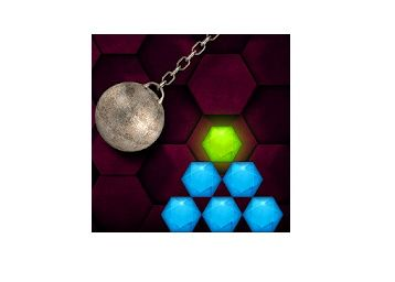 HEXASMASH • Wrecking Ball Physics Puzzle Worth Rs. 20 For Free