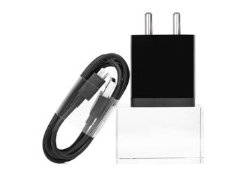 Mi 10W Charger with Cable (1.2 Meter, Black) At Rs. 499