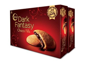 Flat 23% off on Sunfeast Dark Fantasy Choco Fills, 600g at Rs. 184