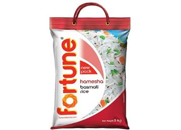 Fortune Everyday Hamesha Basmati Rice, 5kg at Rs. 286