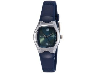 Sonata Analog Green Dial Women