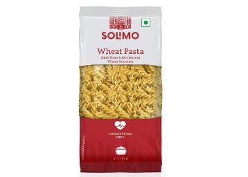 Amazon Brand - Solimo Durum Wheat Fusilli Pasta, 500g at Rs. 99