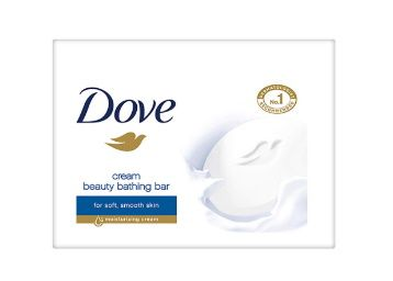 Dove Cream Beauty Bathing Bar, 100g (Pack of 3) at Rs. 129