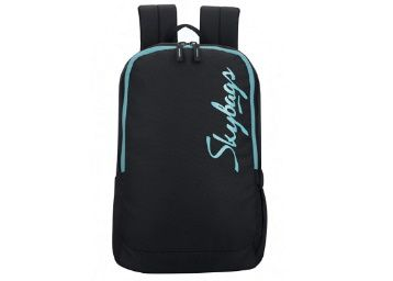 64% off - Skybags Decode 11 Ltrs Black Daypack at Rs. 449