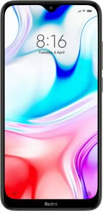 Redmi 8 (Onyx Black, 64 GB)