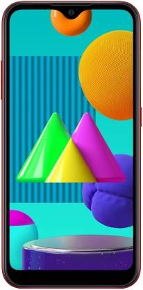 Samsung Galaxy M01 (Red, 32 GB) (3 GB RAM)