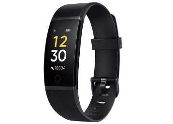 realme Band (Green) - Full Colour Screen with Touchkey, Real-time Heart Rate Monitor at Rs. 1485