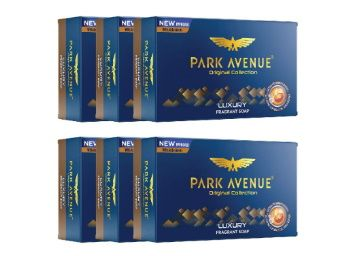 Park Avenue Soap Luxury, 125g (Pack of 6) at Rs. 197