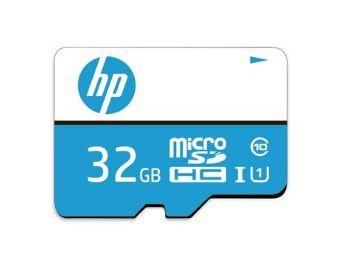 HP 32GB Class 10 MicroSD Memory Card