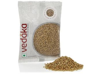 Amazon Brand - Vedaka Fenugreek (Methi), 100g