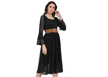 Nolunt Women High Low Dress