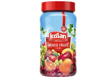 Kissan Mixed Fruit Jam, 1 kg At Just Rs. 240