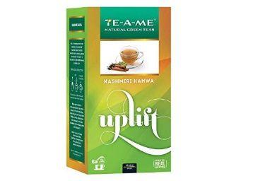 TE-A-ME Kashmiri Kahwa Green Tea Bag - 25 Tea Bags At Rs. 88
