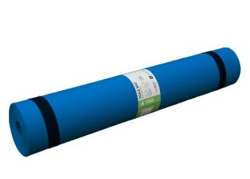 Essential Yoga Mat 4mm - Blue at Rs. 399