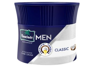 Parachute Advansed Men Hair Cream, Classic,Non- Sticky,With Goodness of Coconut, 100 gm at Rs. 50