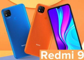 Redmi 9 4GB + 64GB at Rs. 8999 [ September 7 at 12 NOON ]