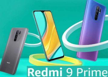 Redmi 9 Prime 4GB + 64GB At Rs. 9999 [ September 7 At 12 NOON ]