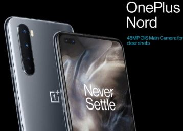 One Plus Nord 128 GB From Rs. 27999 [ September 7 At 2 PM ]