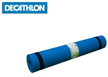 Decathlon Essential Yoga Mat 4mm At Just Rs. 399