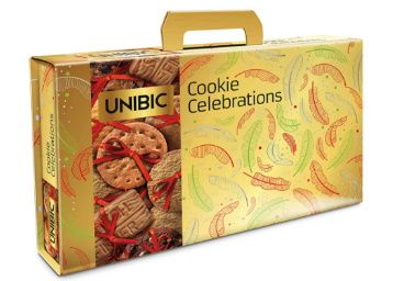 Unibic Celebrations Cookies, 700 g at Rs. 345