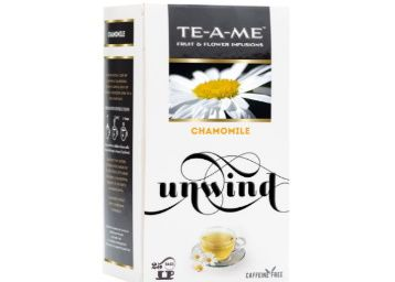 TE-A-ME Chamomile Infusion, 25 Tea Bags (2 Flavored Bags Free) at Rs. 122