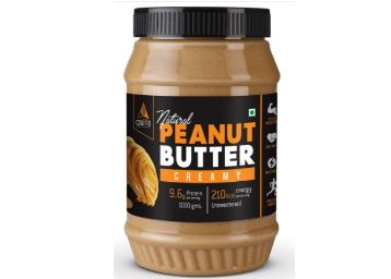 Asitis Nutrition AS-IT-IS Peanut Butter Creamy (Natural and Unsweetened) 1 Kg At Rs. 337