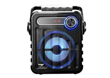 Zebronics Portable Bluetooth Speaker with USB, AUX and FM - Buddy at Rs. 699