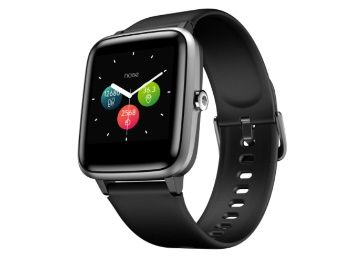Noise Colorfit Pro 2 Full Touch Control Smart Watch Jet Black at Rs. 2799