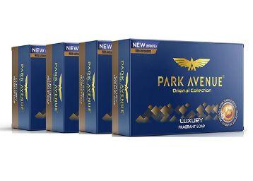 Park Avenue Luxury Fragrant Soap, 125g (BUY 3 GET 1)