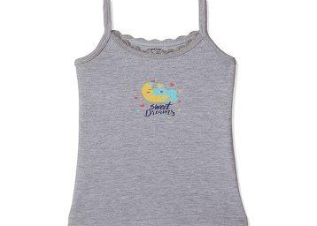 Easybuy girls Vest Regular Innerwear