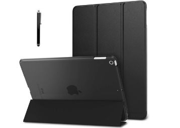 ProElite Smart Flip Case Cover for Apple iPad