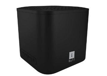 IBall Musi Cube X1 Portable Bluetooth Speaker (Black)