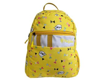 Mufubu Presents Gini & Poko soft and cute backpack