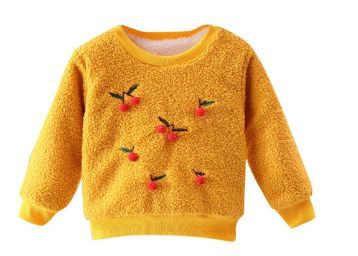 Hopscotch Cotton and Polyester Full Sleeves Sweatshirt