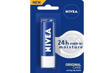 Nivea Original Care Lip Balm, 4.8g