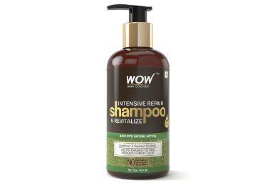 WOW Intensive Repair & Revitalize Shampoo, 300mL